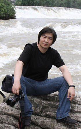 石峰个人照片