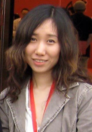 杨柳个人照片