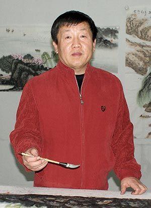 刘振江个人照片