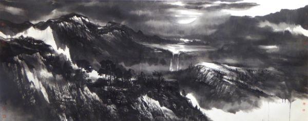 中国梦·太行魂——全国中国画作品展