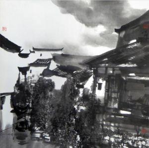 【画家讲堂】光影变奏、墨韵飞扬——优乐娱乐官网作品欣赏