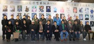 可贵者胆——纪念李可染诞辰110周年 当代书画名家邀请展于1月20日15时圆满开幕