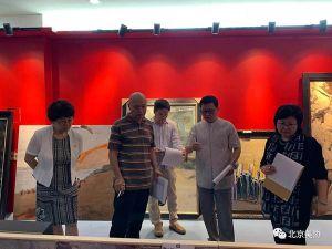 """""""北京意象·画说昌平""""大型美术创作工程入选作品名单"""
