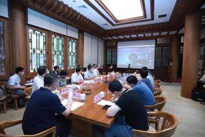 清华大学研究生教育改革推进会暨全国研究生教育会议一周年座谈会召开