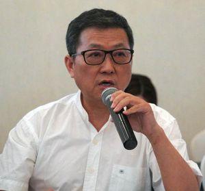 陈辉在中国美协美术工作者职业道德和行风建设工作座谈会上的发言