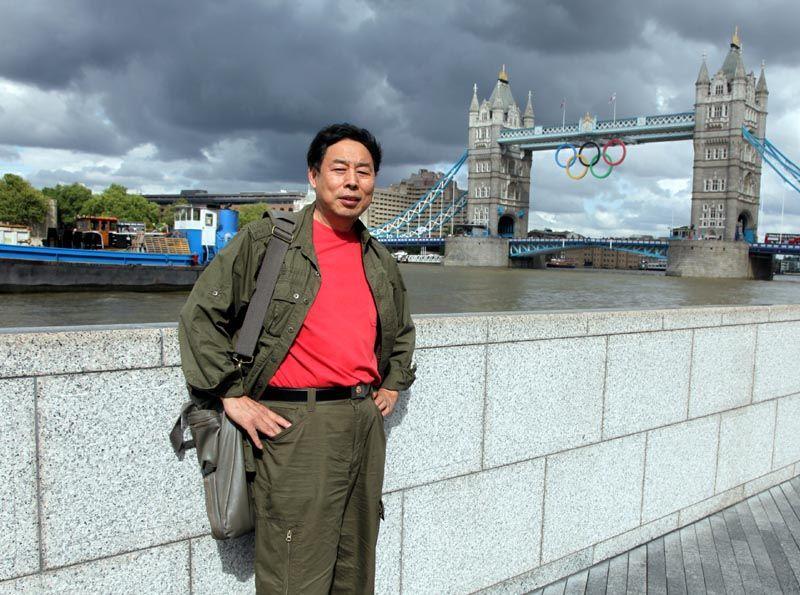 苗再新照片2012伦敦艺术之旅01