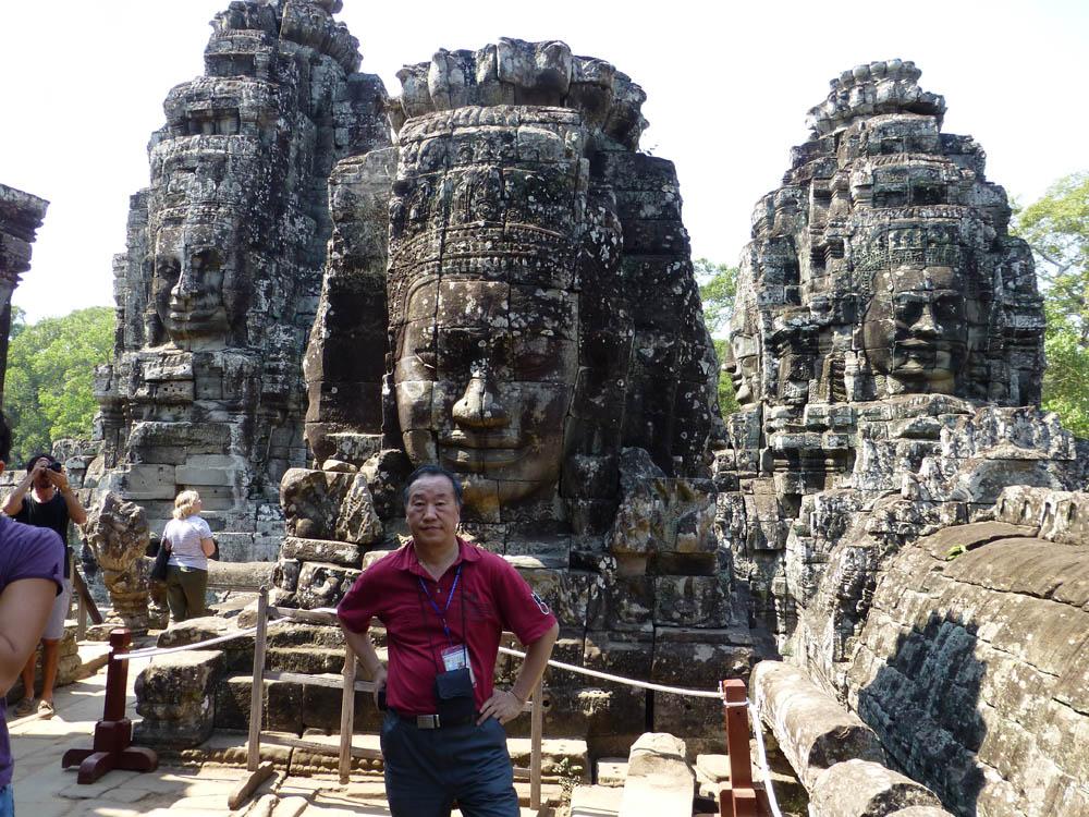 戴顺智照片柬埔寨越南行06