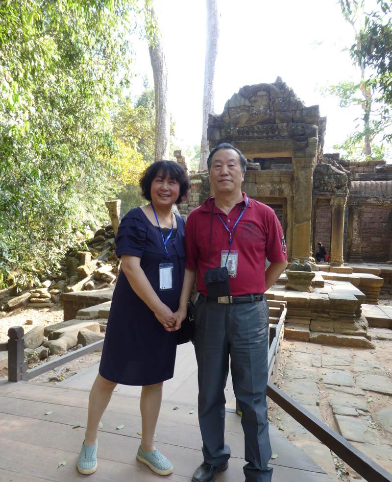 戴顺智照片柬埔寨越南行04
