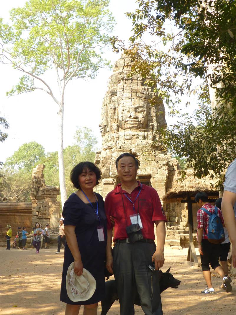 戴顺智照片柬埔寨越南行03