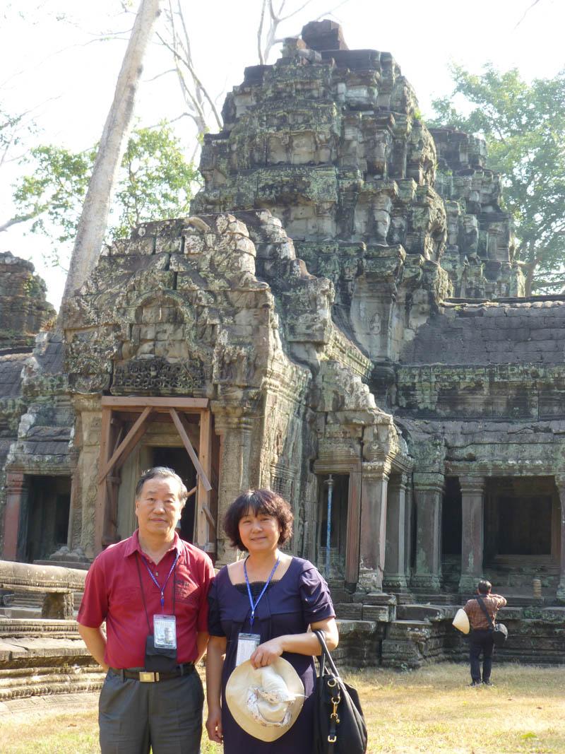 戴顺智照片柬埔寨越南行01