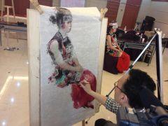 刘大为工作室活动照片新疆