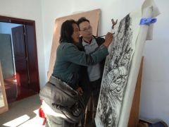 2013年青海泽库藏区写生