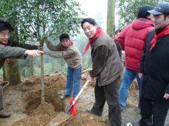 苗再新照片2006 贵州遵义艺术活动02