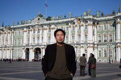 苗再新照片2008 俄罗斯艺术之旅06