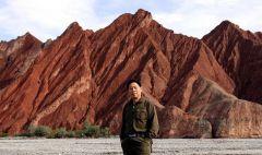 苗再新照片2010新疆之旅
