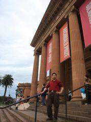苗再新照片2012澳大利亚艺术之行13