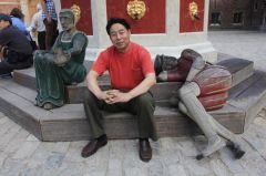 苗再新照片2012伦敦艺术之旅18