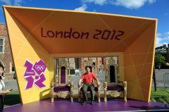 苗再新活动照片2012伦敦艺术之旅02