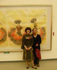 崔虹照片56民族展览