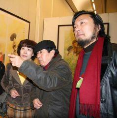 崔虹照片直面生活 中国国家画院-首届人物画高研班刘大为工作室2007作品展