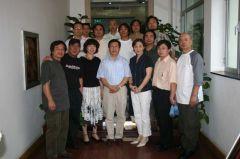 崔虹照片2005刘大为工作室中国美术馆毕业展