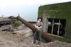 崔虹照片2008灾区512大地震08