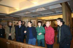 中国国家画院刘大为工作室广州展览04