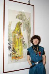 彤管流芳2009女画家展02