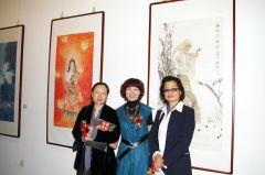 彤管流芳2009女画家展01