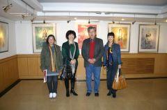 崔虹照片2009北京德泰画廊崔虹个展03