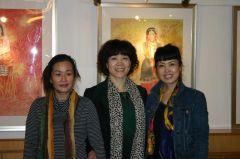 崔虹照片2009北京德泰画廊崔虹个展02