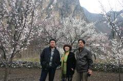 崔虹照片2010十渡写生04