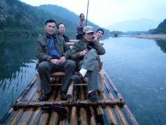 刘选让活动照片与院画家一起赴永嘉县