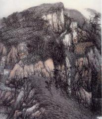 韩敬伟照片首届北京国际美术双年展