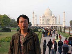 韩敬伟照片印度考察14