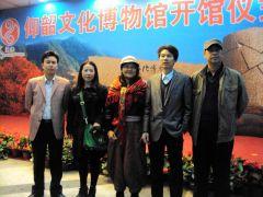 范扬工作室活动照片2012河南参加活动