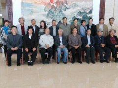 范扬工作室活动照片2013江苏海门市首届田园山水画展