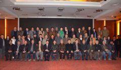 苗再新活动照片苗再新当选北京市海淀区美术家协会主席