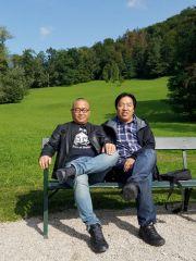 马硕山活动照片奥地利