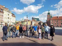 马硕山活动照片波兰,克拉科夫两座美丽城市