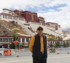 ARTIST_NAME作品在西藏布达拉宫
