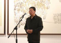 马硕山照片原浙江美术学院(现中国美院)院长肖峰先生讲话