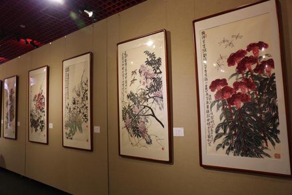 中国梦·民族魂-中国画名家邀请展