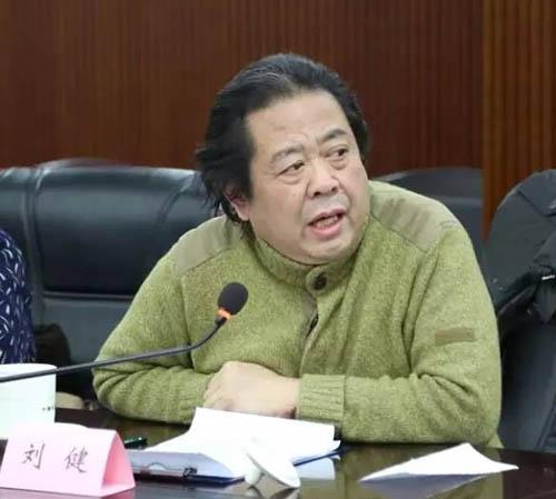 03中国画家代表刘健发言.jpg