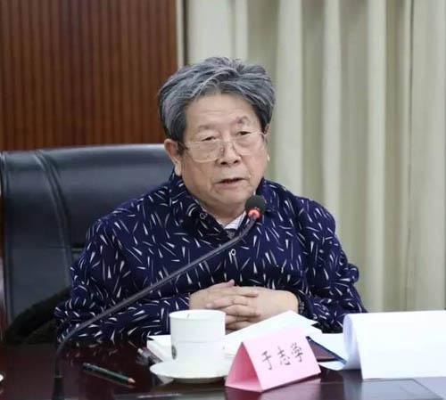 07中国画家代表于志学发言.jpg