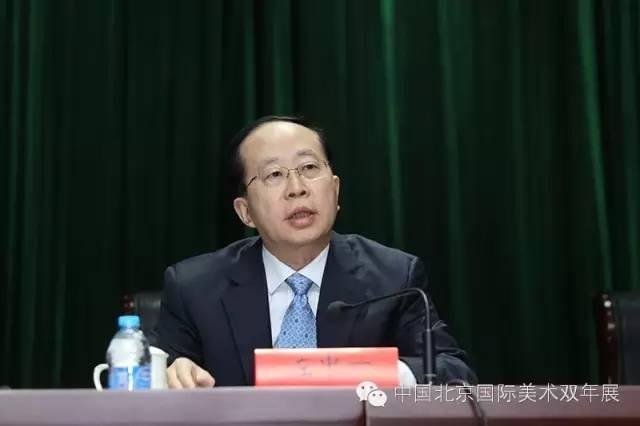 中国文联副主席左中一在新闻发布会上讲话  刘洪  摄.jpg