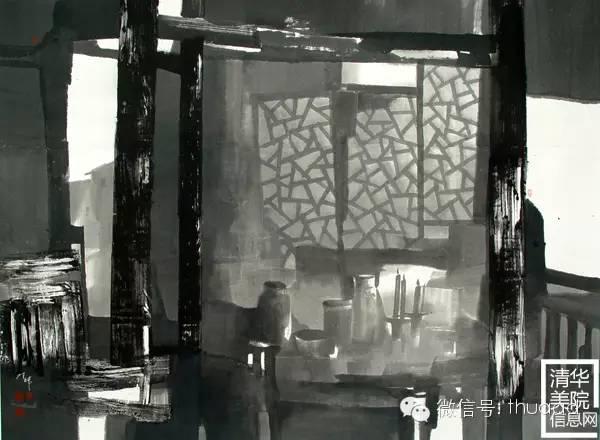 《皖南印象》之一195CMX145CM(浙江美术馆藏).jpg