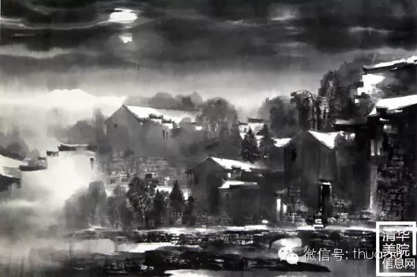 《皖南冬月》120cmx180cm(中国国家大剧院藏).jpg