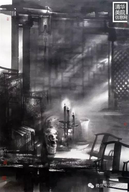 《皖南时光》120cmx200cm(中国国家大剧院藏).jpg
