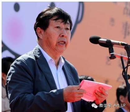 中国文联副主席、中国美协主席刘大为在开幕式上致辞.jpg